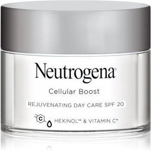 Neutrogena Cellular Boost crema de zi de intinerire SPF 20 imagine