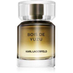 Karl Lagerfeld Bois de Yuzu eau de toilette pentru barbati 50 ml imagine