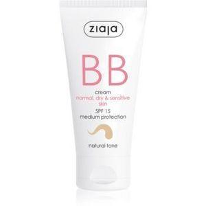 Ziaja BB Cream cremă BB pentru pielea normală și uscată imagine