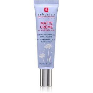 Erborian Matte Crème crema matifiere proaspătă pentru uniformizarea nuantei tenului imagine