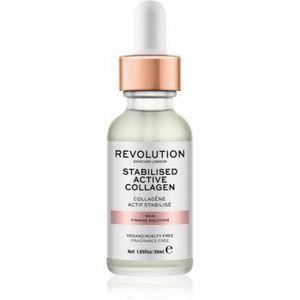 Revolution Skincare Stabilised Active Collagen Ser facial pentru fermitate cu efect de hidratare imagine