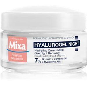 MIXA Hyalurogel crema de noapte imagine
