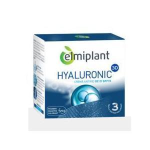 Hyaluronic Crema Antirid Zi Elmiplant, 50ml imagine