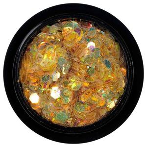 Paiete Holografice Unghii LUXORISE Disco Lights YJ03 imagine