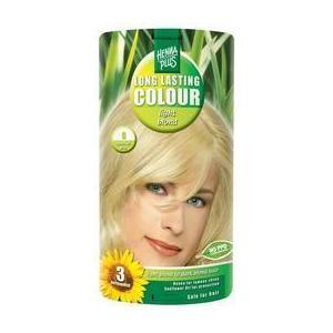 Vopsea de Par HennaPlus Long Lasting Colour Light Blond 8 imagine