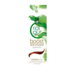 Sampon colorant, Colour Boost Copper, Hennaplus, 200 ml imagine