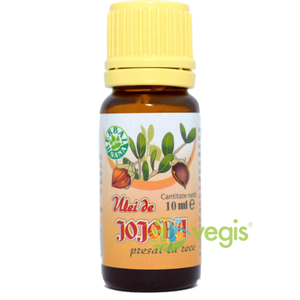Ulei de Jojoba Presat la Rece 10ml imagine