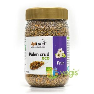 Polen Crud de Prun Ecologic/Bio 230g imagine