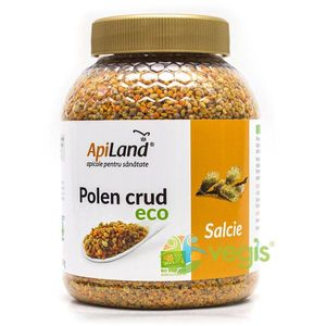 Polen Crud de Salcie Ecologic/Bio 500g imagine