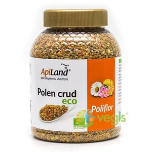 Polen Crud Poliflor Ecologic/Bio 500g imagine