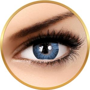 Adore Dare Aqua - lentile de contact colorate albastre trimestriale - 90 purtari (2 lentile/cutie) imagine