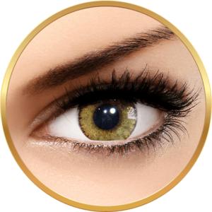 Solotica Natural Colors Avela - lentile de contact colorate caprui anuale - 365 purtari (2 lentile/cutie) imagine
