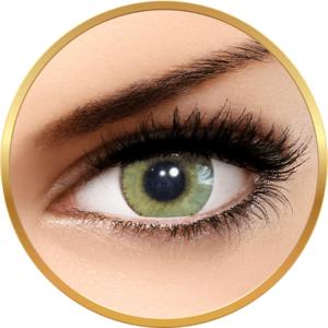 Solotica Natural Colors Mel - lentile de contact colorate fistic verde anuale - 365 purtari (2 lentile/cutie) imagine