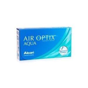 Air Optix Aqua (6 lentile) imagine