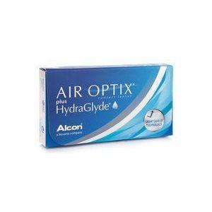 Air Optix Plus HydraGlyde (3 lentile) imagine