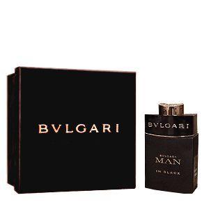 Bvlgari Bvlgari Man In Black EDP mini 15 ml pentru barbati imagine