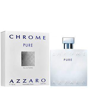 Azzaro Chrome Pure EDT 100 ml pentru barbati imagine