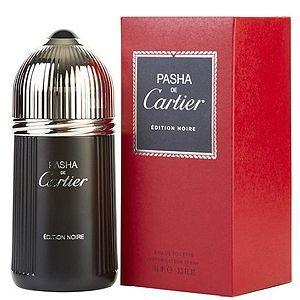 Cartier Pasha Édition Noir EDT Tester 100 ml pentru barbati imagine