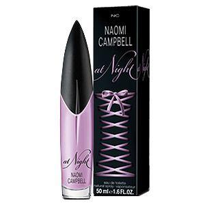 Naomi Campbell At Night EDT Tester 50 ml pentru femei imagine