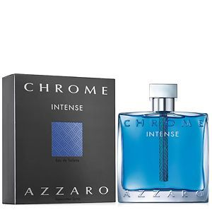 Azzaro Chrome Intense EDT 100 ml pentru barbati imagine