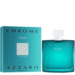 Azzaro Chrome Aqua EDT 100 ml pentru barbati imagine