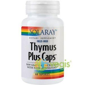 Thymus Plus Caps 60cps imagine