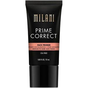 Primer Fata Milani Prime Correct Diffuses Discoloration + Pore-Minimizing Medium/Dark imagine
