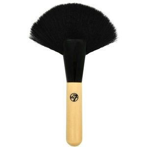 Pensula Machiaj W7Cosmetics Fan Brush imagine