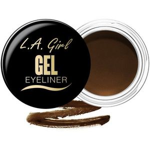 Contur De Ochi L.A. Girl Gel Eyeliner Rich Chocolate Brown imagine
