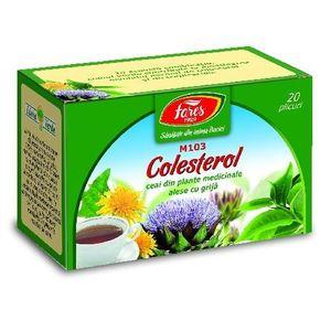 Ceai Colesterol 20plicuri Fares imagine