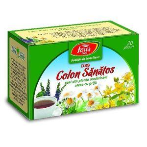 Ceai Colon Sanatos 20plicuri Fares imagine