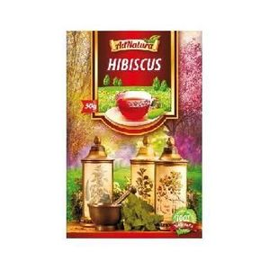 Ceai Hibiscus 50gr Adserv imagine