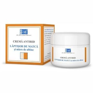 Crema Antirid Laptisor Matca 50ml Tis Farmaceutic imagine