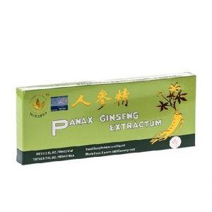 Fiole Ginseng Panax 10ml Minerva imagine