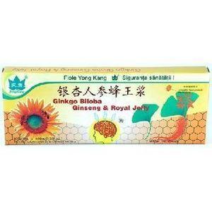 Royal Jelly Fiole Yong Kang imagine