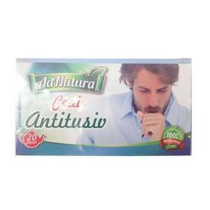 Ceai Antitusiv 20dz AdNatura imagine