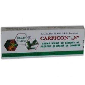 Carpicon Supozitoare 10x1.5g Elzin imagine
