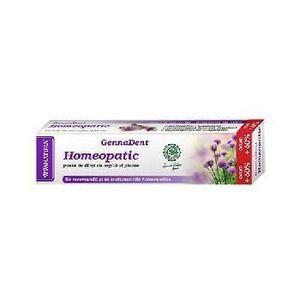 Pasta Dinti Gennadent Homeopatic 80ml Viva Natura imagine
