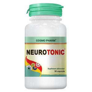 Neurotonic 30cps Cosmopharm imagine