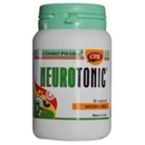 Neurotonic 30cps + Melatonina Cosmopharm imagine