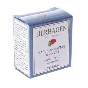 Masca Filimogena Antiacnee 60ml Herbagen imagine