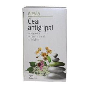 Ceai Antigripol 20dz Alevia imagine