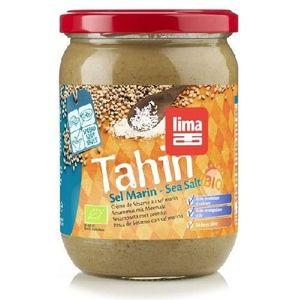 Tahini cu Sare de Mare Bio 500gr Lima imagine