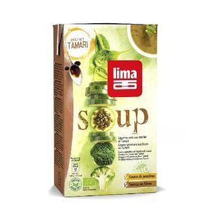 Supa de Linte cu Tamari Bio 1l Lima imagine