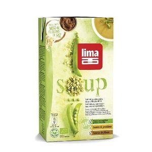 Supa Crema de Mazare cu Miso si Orez Bio 1l Lima imagine