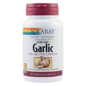 GARLIC 500MG imagine