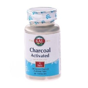 Charcoal Activated 50cps Secom imagine