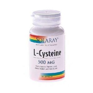 L-CYSTEINE 500MG 30CPS imagine