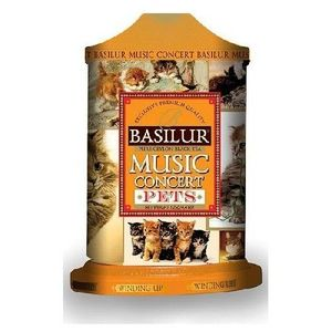 Music Concert Pets 100gr Basilur imagine