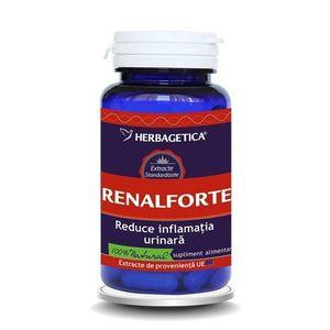 Renalforte 60cps Herbagetica imagine